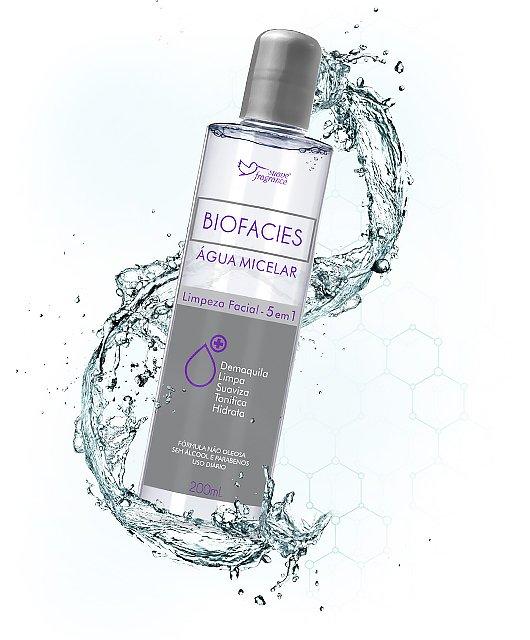 Água Micelar Suave Fragrance