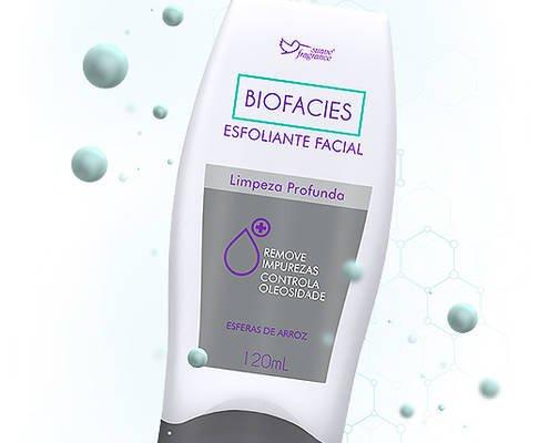 Esfoliante facial biofacies Suave Fragrance